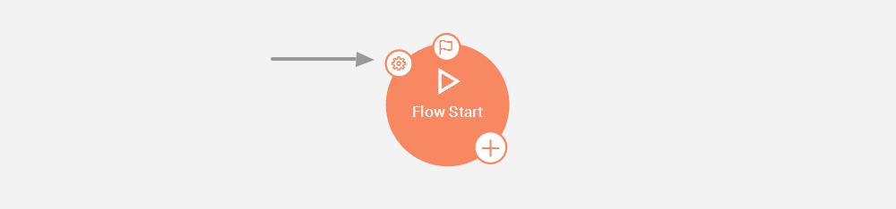 Configurando o primeiro passo da automação